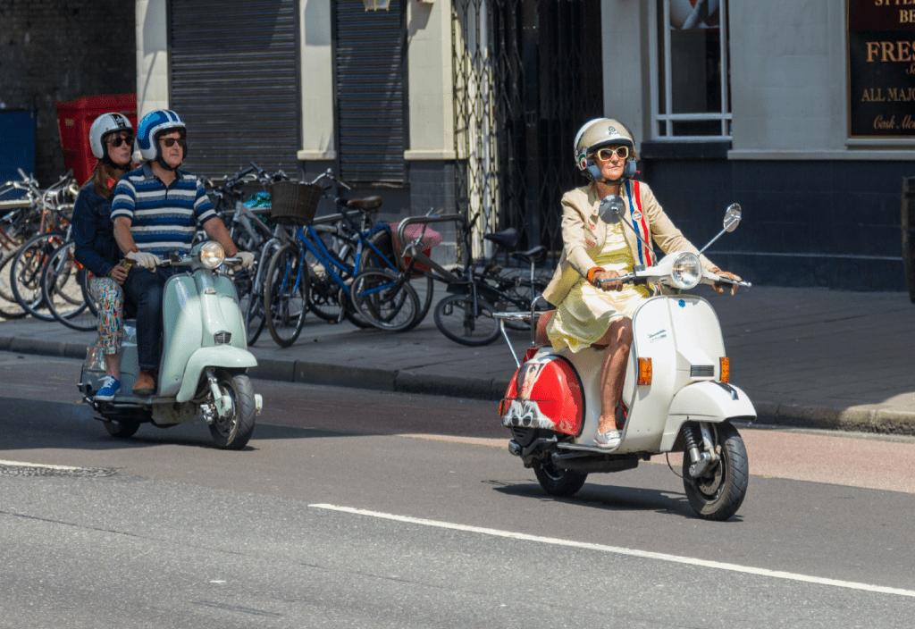 Praktijkexamen scooter